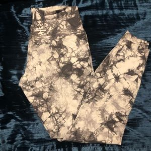 NWOT LULULEMON HIGH WAIST WUNDER UNDER SHIBORI